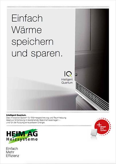 Das Unternehmen der Heim AG